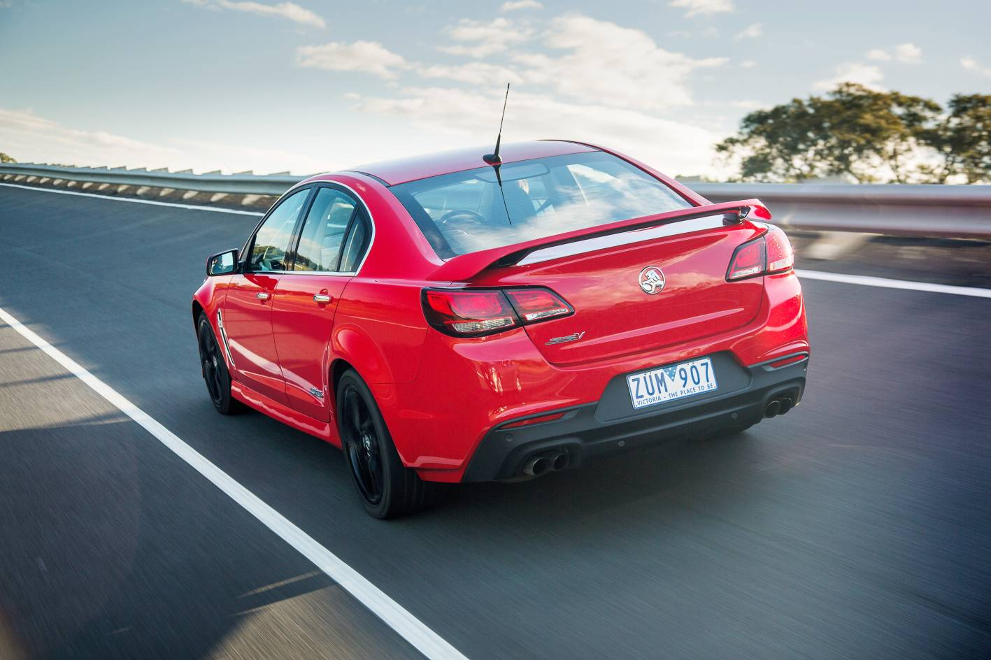 Holden VF Commodore SS V Redline gets performance boost