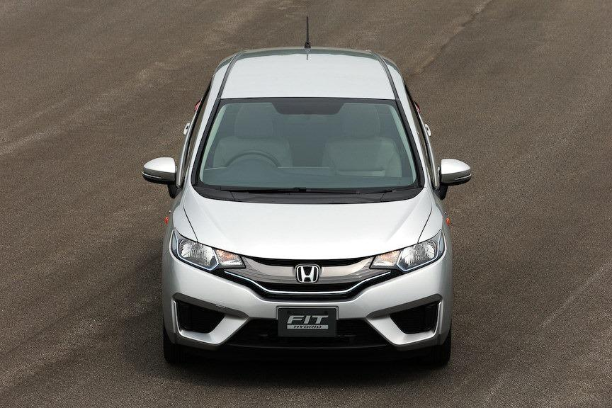 Honda Cars News 2014 Jazz Fit Unveiled