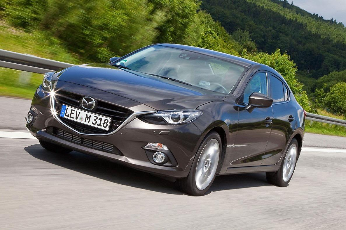 2014 mazda3 sedan official photos revealed ahead of launch. Black Bedroom Furniture Sets. Home Design Ideas