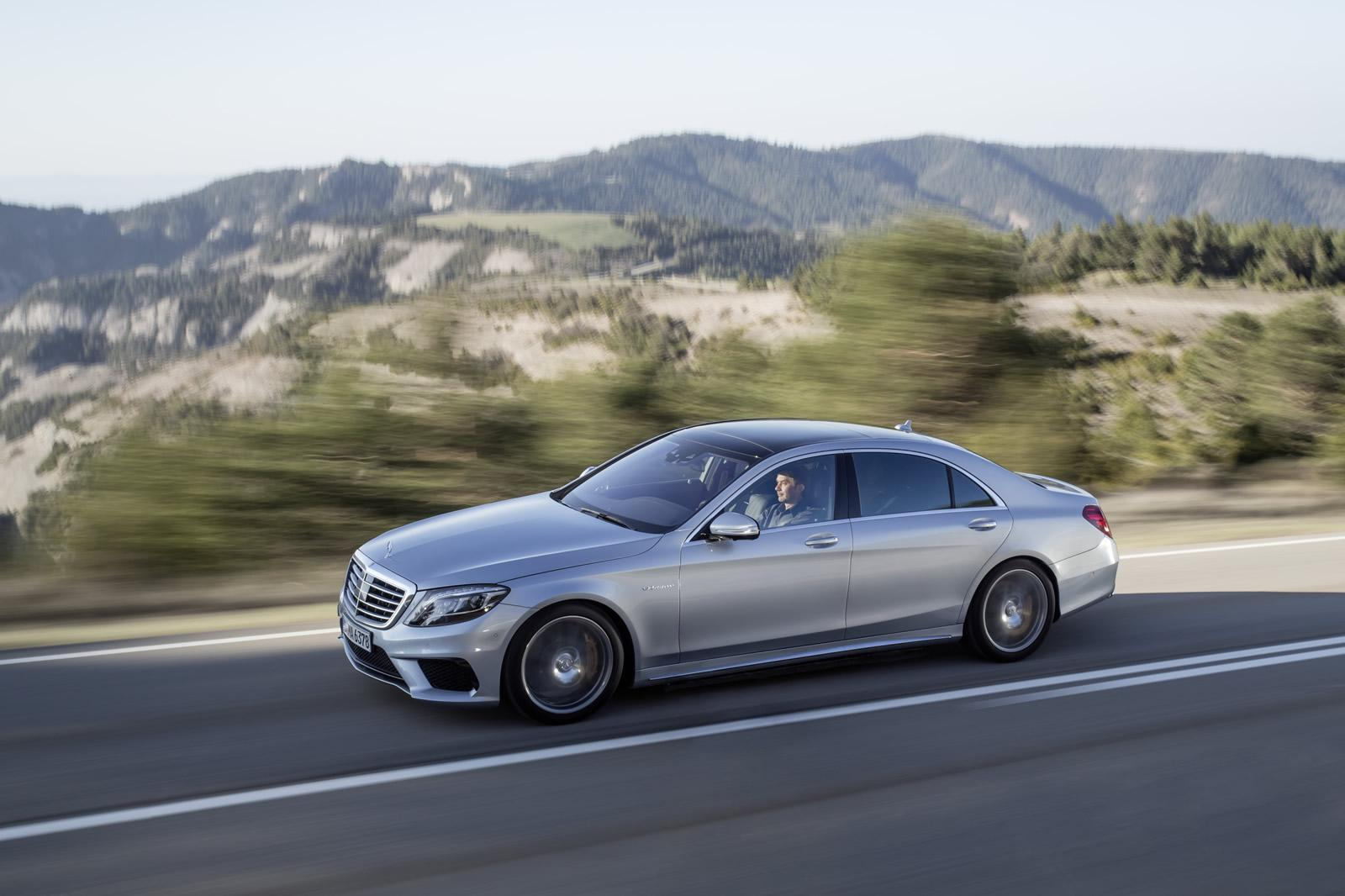 2014 mercedes benz s63 amg 20 for Mercedes benz s63 2014