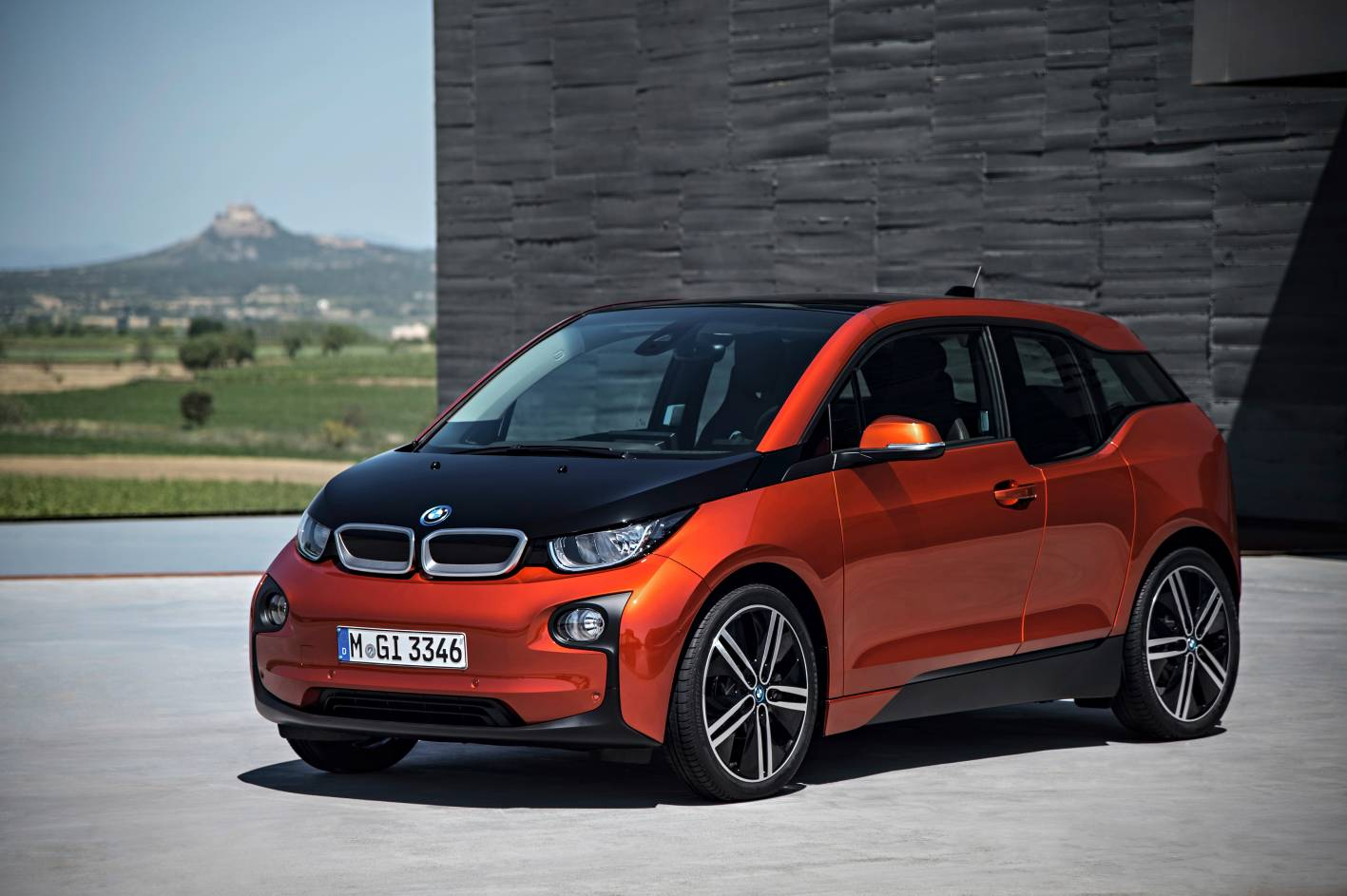 Bmw Cars News I3 Bmw S First Electric Car