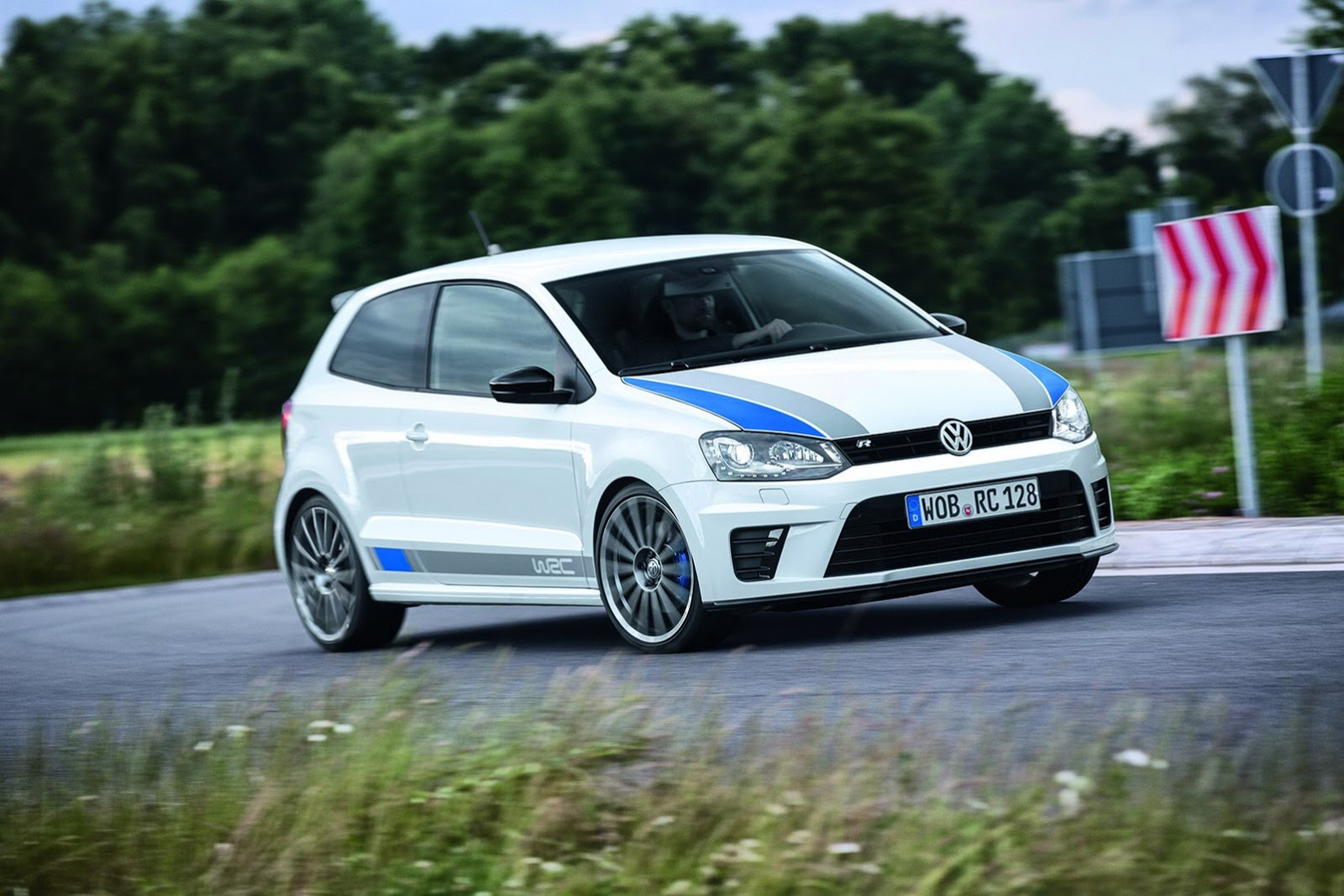 volkswagen cars news polo r wrc set for september debut. Black Bedroom Furniture Sets. Home Design Ideas