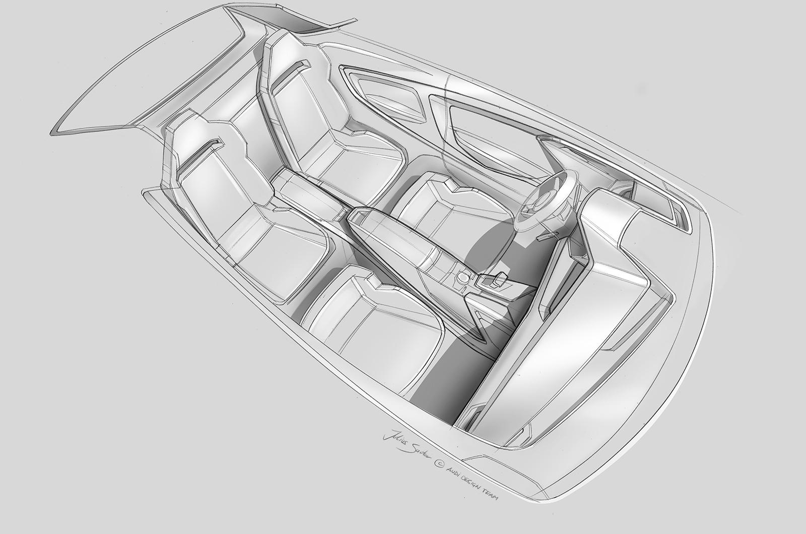 audi cars news 2013 quattro concept heads to frankfurt. Black Bedroom Furniture Sets. Home Design Ideas