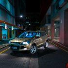 2013 Ford Kuga Titanium front quarter