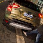 2013 Ford Kuga Titanium hands-free tailgate