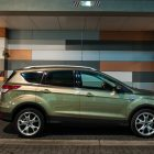 2013 Ford Kuga Titanium side