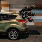 2013 Ford Kuga Titanium tailgate opening