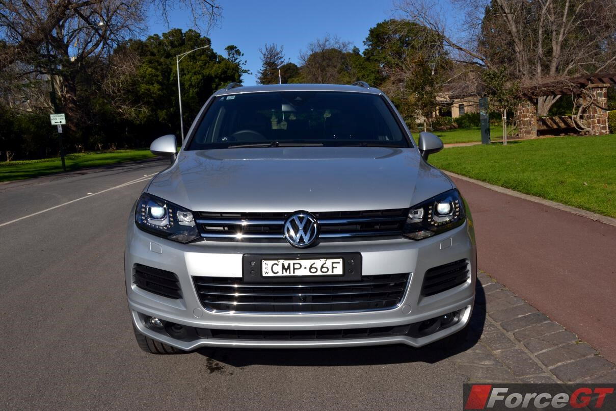 Volkswagen Touareg Review 2013 R Line