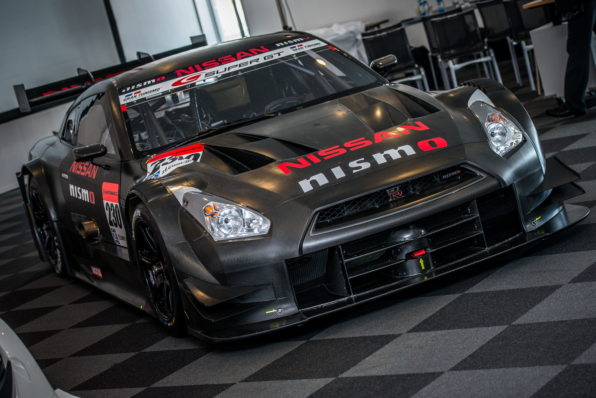 Nissan Cars News 2014 Gt R Nismo Gt500 Racer