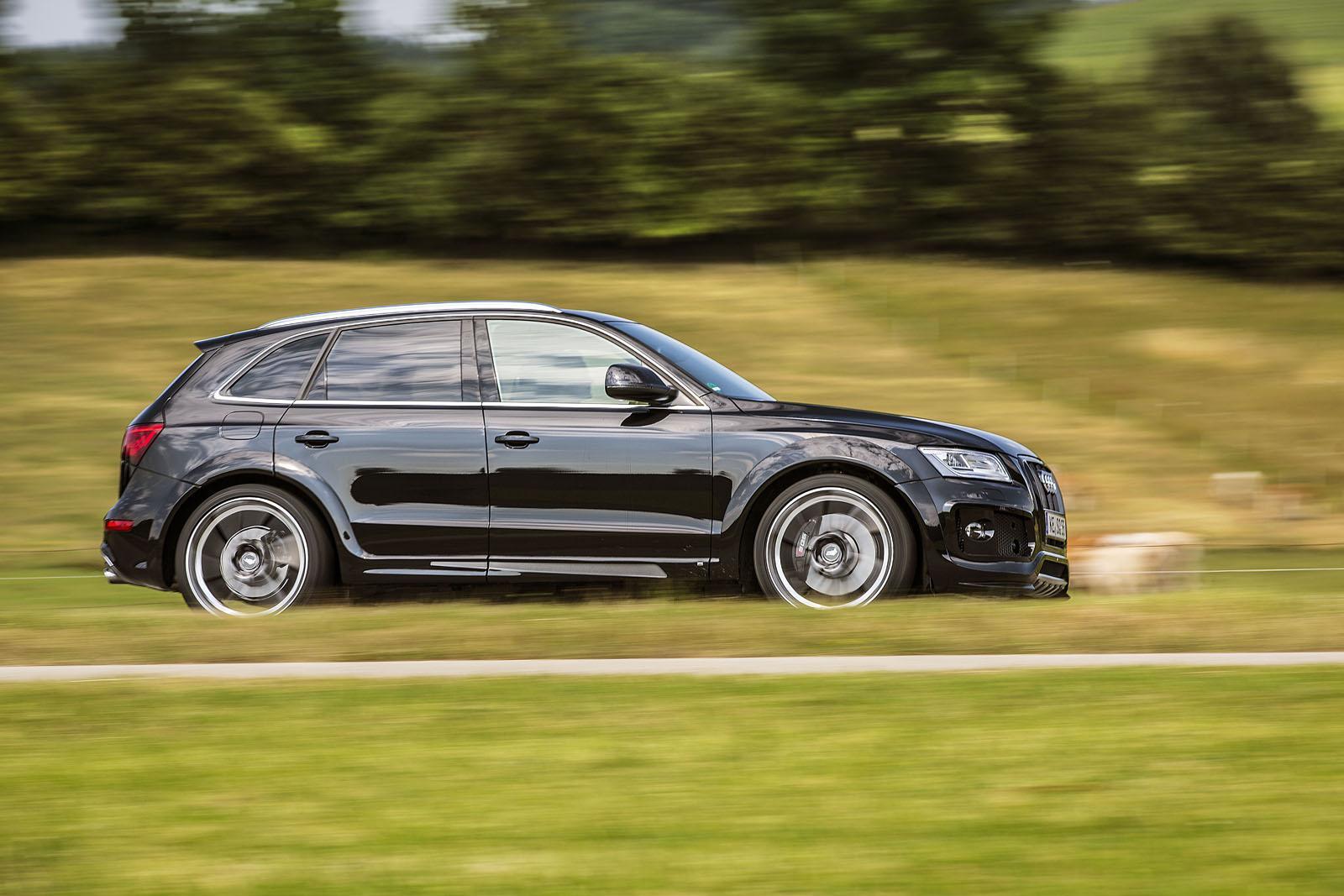 Audi Cars News Abt Tweaks Sq5 Tdi