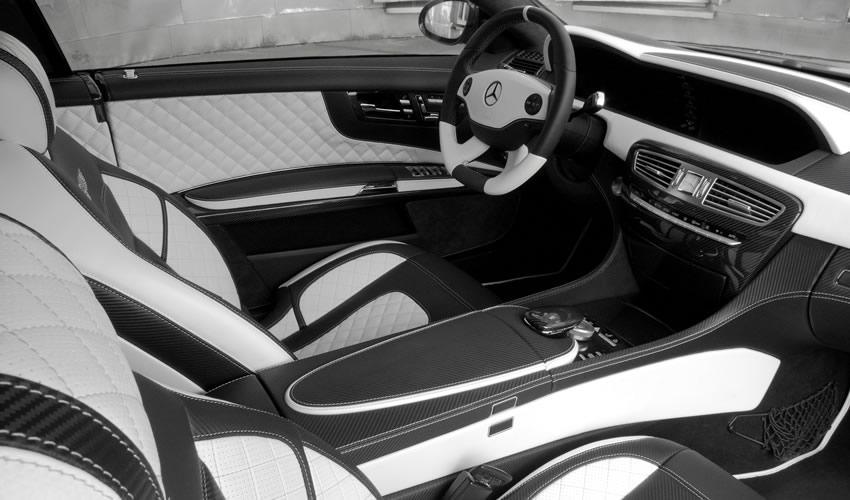 mercedes benz cars news anderson cl65 amg grey stone. Black Bedroom Furniture Sets. Home Design Ideas