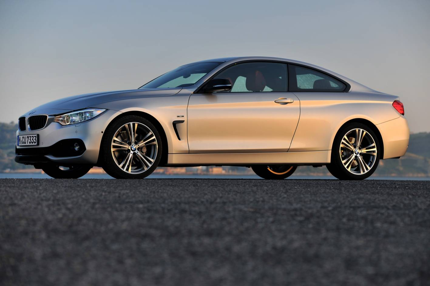 bmw 4 series specifications pdf