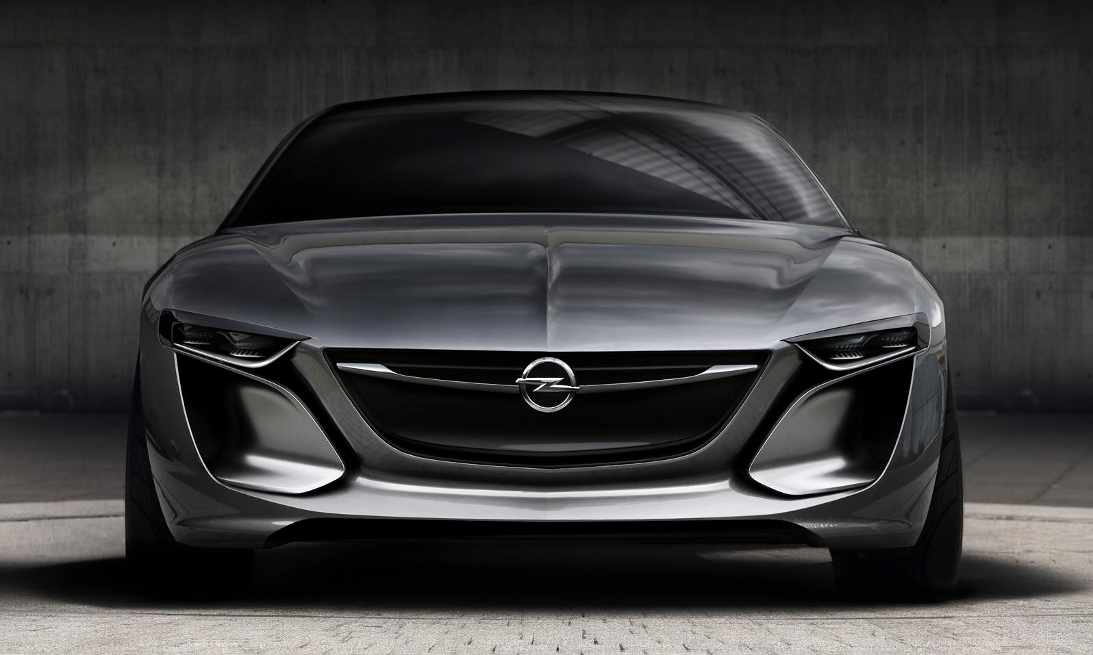 opel cars news monza concept unveiled. Black Bedroom Furniture Sets. Home Design Ideas