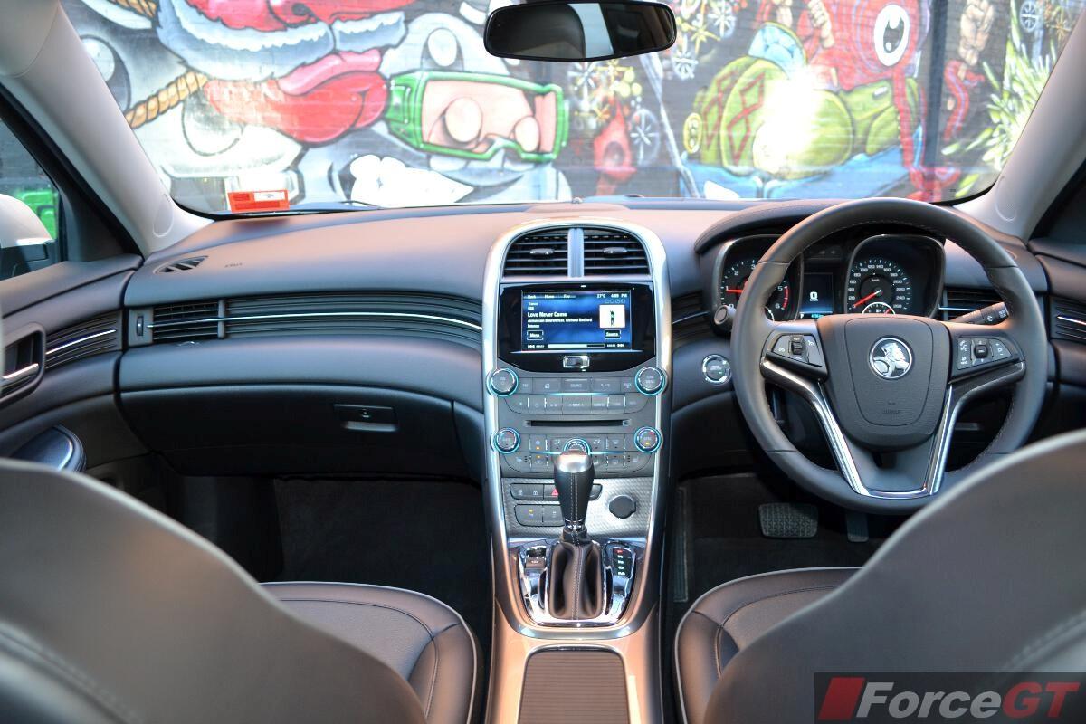 Holden Malibu Review: 2013 Holden Malibu