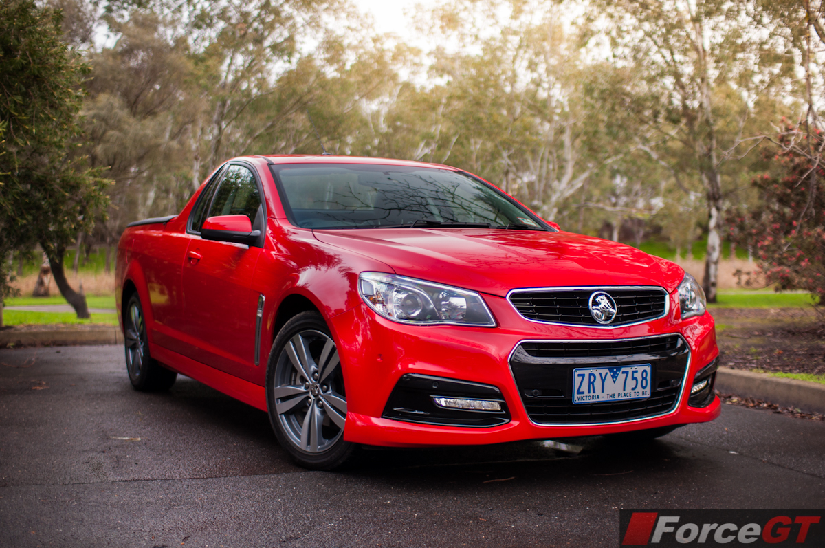 Holden Commodore Review 2013 Vf Sv6 Ute