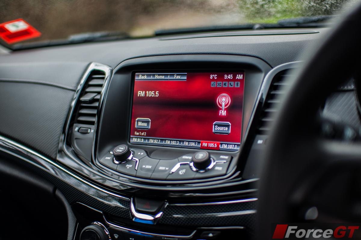 Holden commodore review 2013 vf sv6 ute 2013 holden commodore sv6 ute review vanachro Choice Image