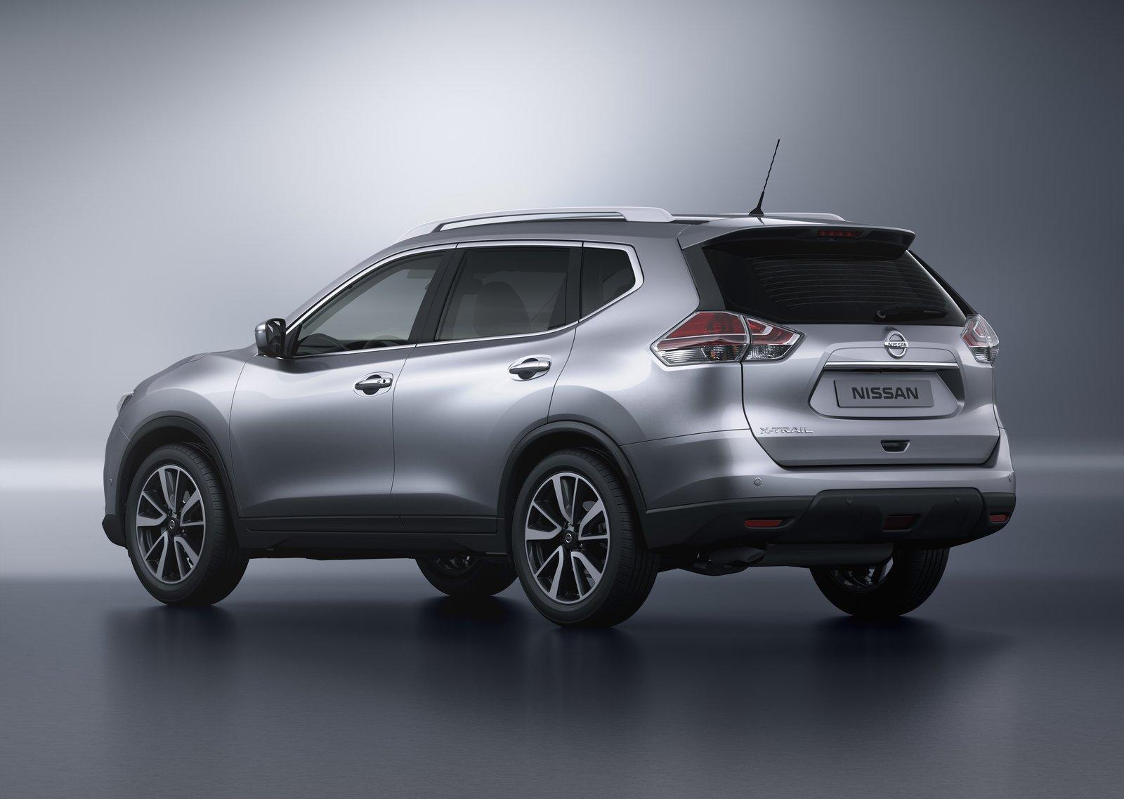 2013 Nissan Murano Nissan Cars - News: 2014 X-Trail unveiled