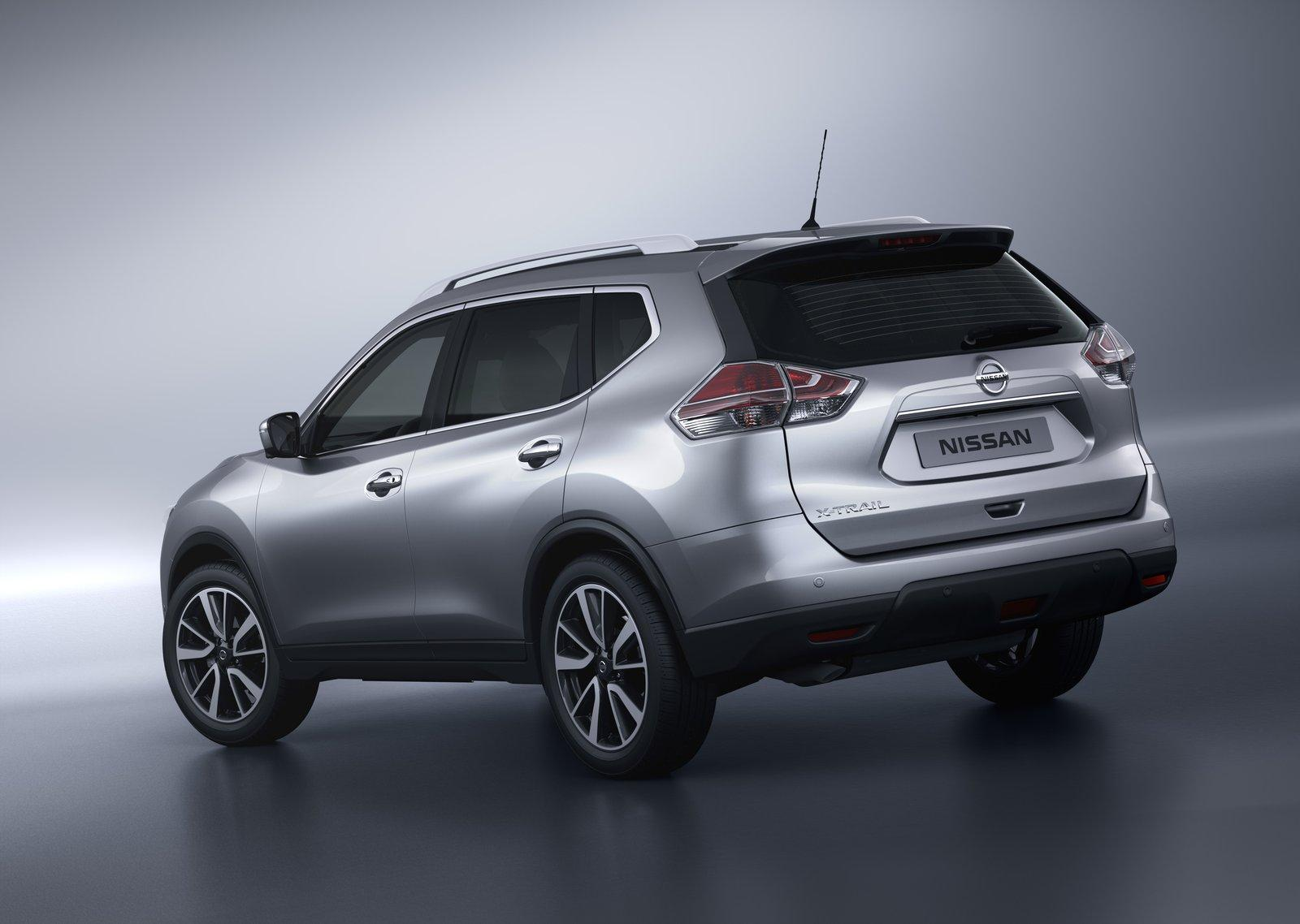 nissan cars news 2014 x trail unveiled. Black Bedroom Furniture Sets. Home Design Ideas