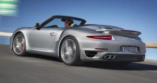2014 Porsche 911 Turbo Cabriolet - main