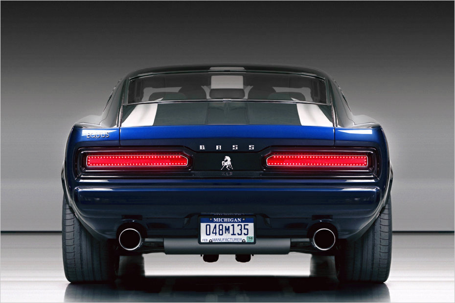 Equus Bass 770 Muscle Meets Luxury