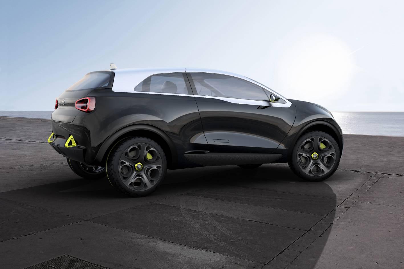 kia cars news niro concept previews future city car. Black Bedroom Furniture Sets. Home Design Ideas