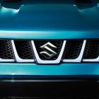 Suzuki iV-4 grille