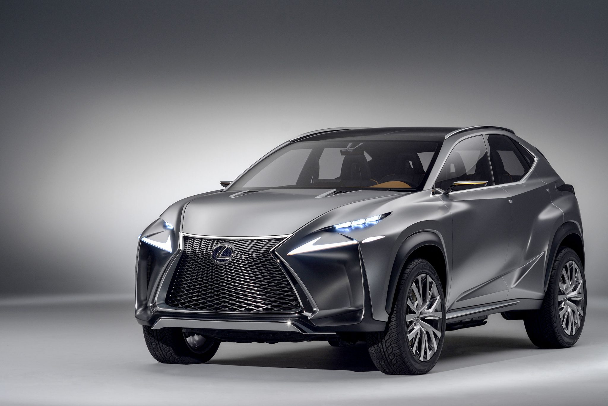 lexus cars news lf nx concept revealed. Black Bedroom Furniture Sets. Home Design Ideas