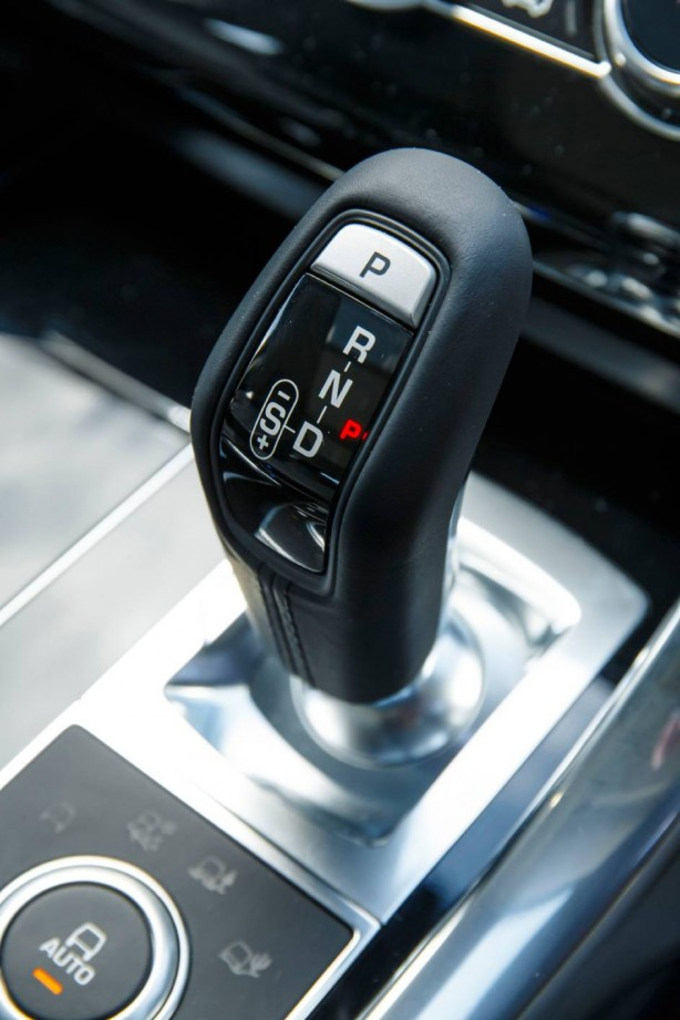 2014 Range Rover Sport Interior Gear Lever