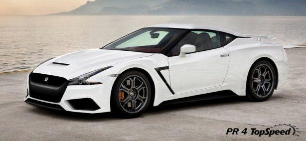 2016-Nissan-GT-R-Rendering