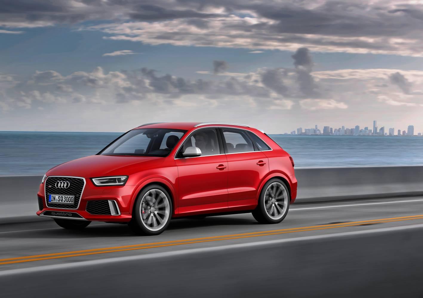 Audi Cars News Audi Rs Q3 Arriving In Feb 2014