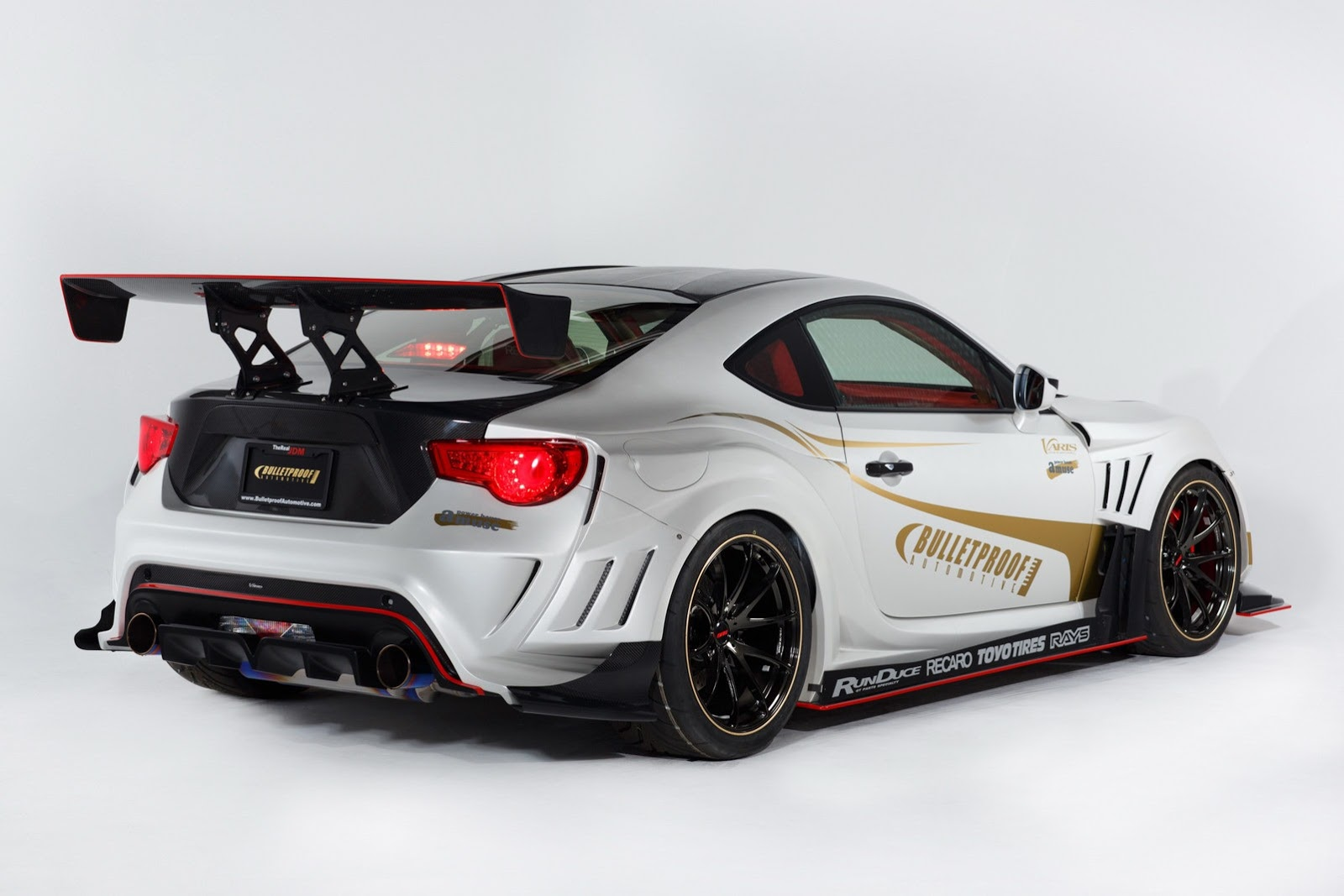toyota cars news toyota 86 scion fr s concepts for sema. Black Bedroom Furniture Sets. Home Design Ideas