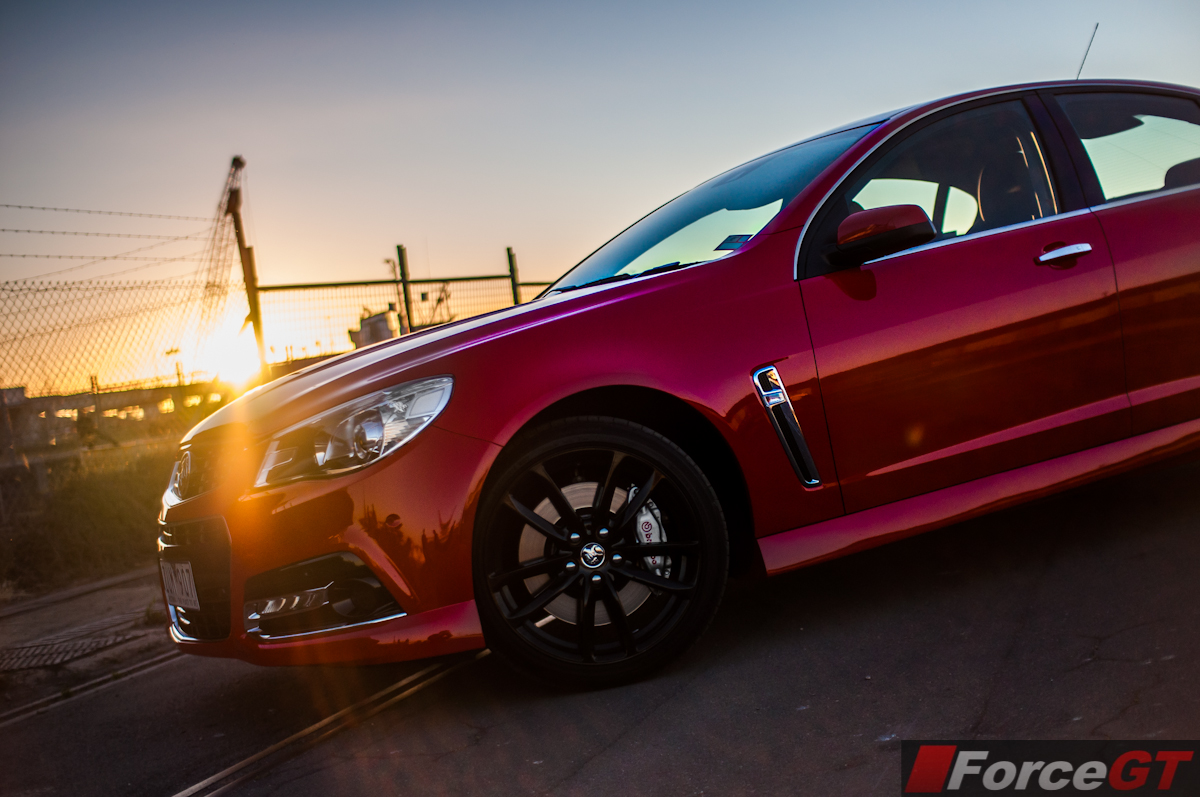 Beautiful 2013 Holden Vf Commodore Ss V Redline Sedan Review  Auto