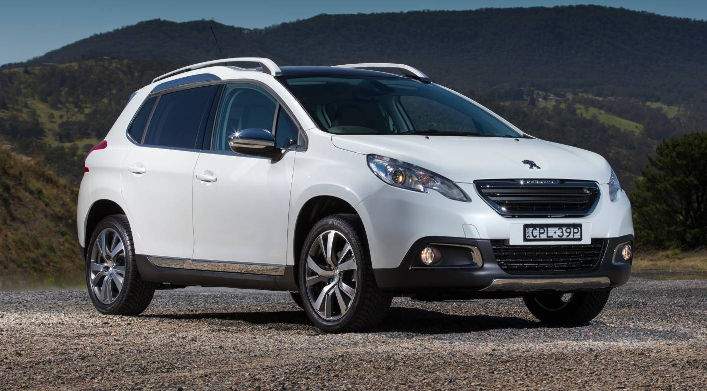 Peugeot Cars News 2008 Compact Suv On Sale Now