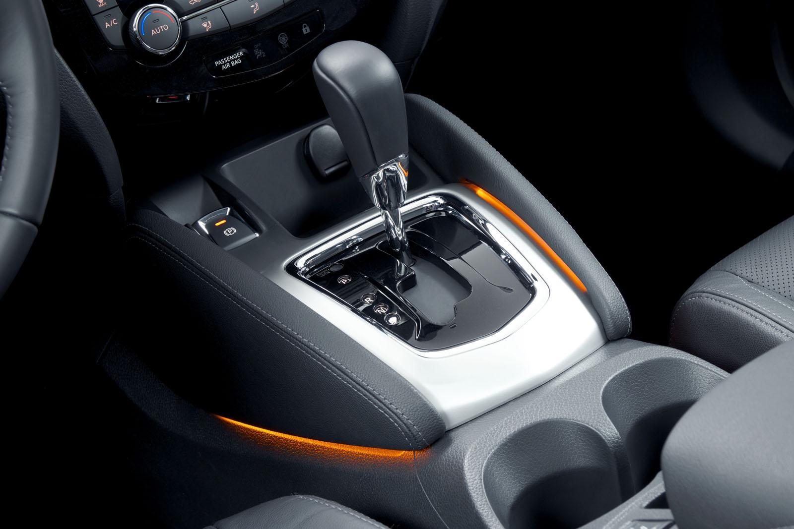 2014 Nissan Qashqai automatic gear lever - ForceGT.com