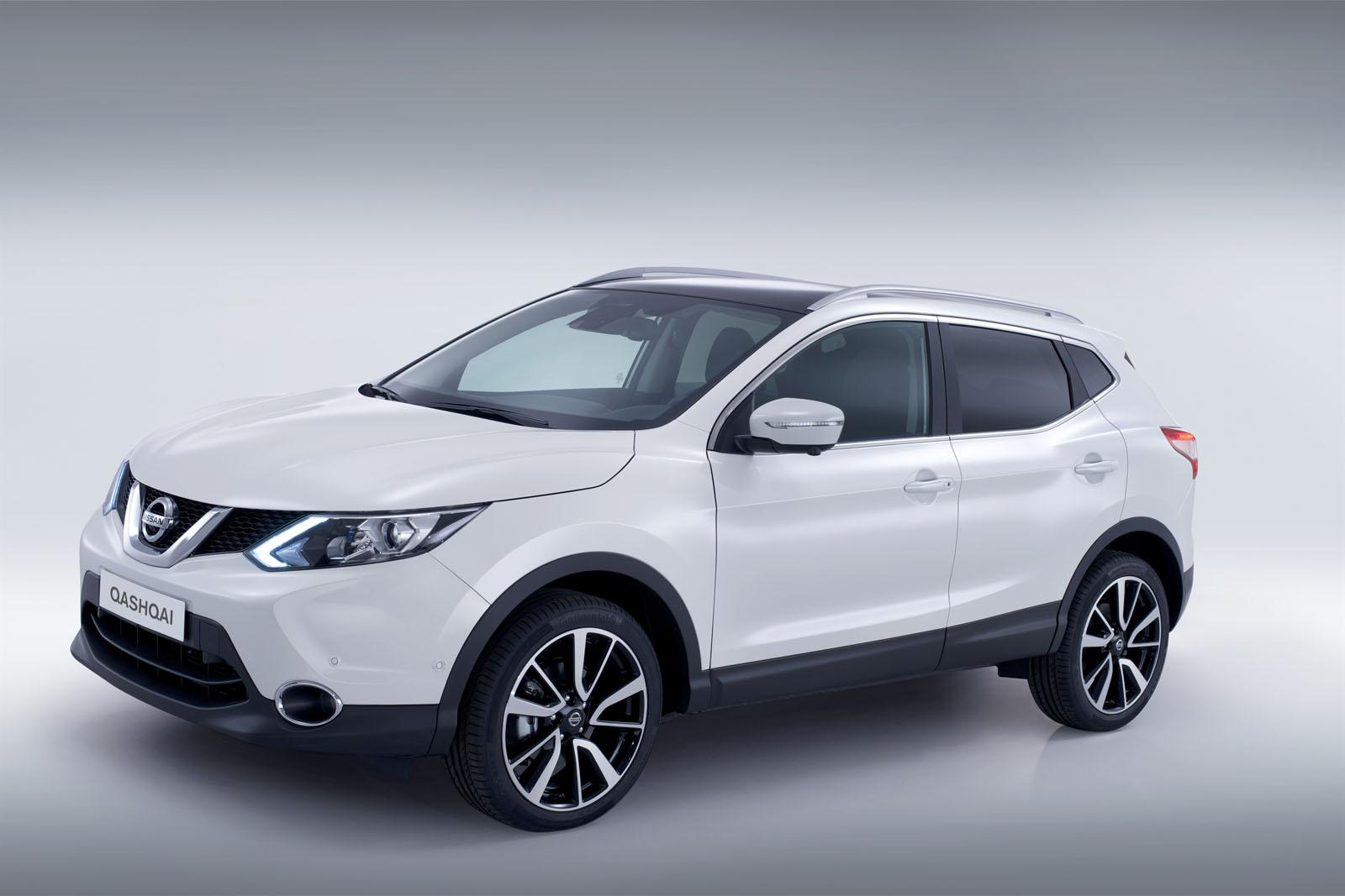 2014 nissan qashqai front quarter. Black Bedroom Furniture Sets. Home Design Ideas