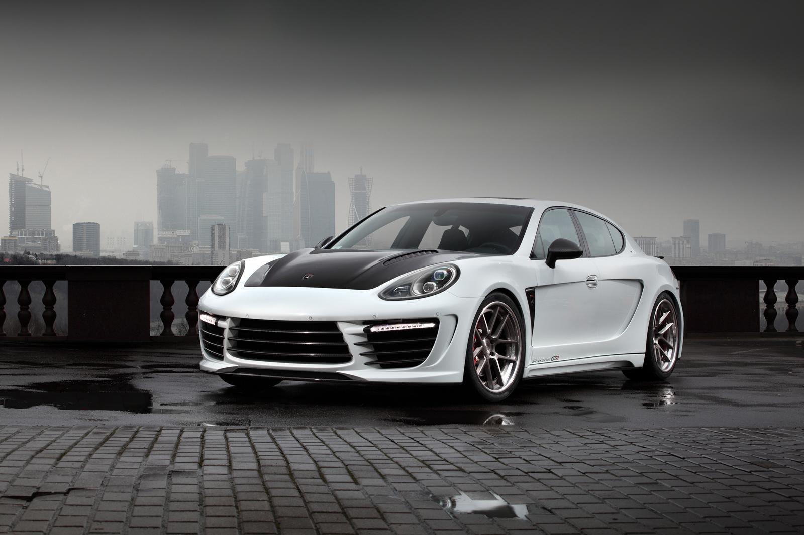 Porsche Tuning 2014 Porsche Panamera Stingray Gtr By Topcar