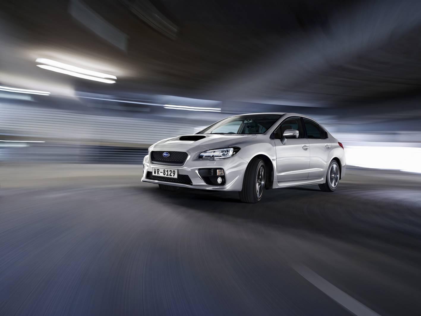 Brz Vs Wrx >> Subaru Cars - News: 2014 WRX bows in at LA Auto Show