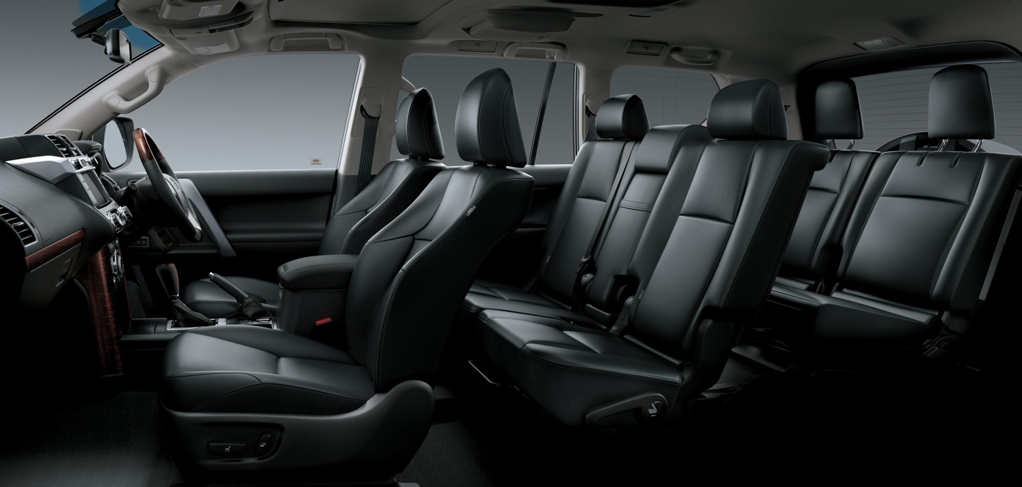showing gallery for toyota land cruiser prado 2014 interior