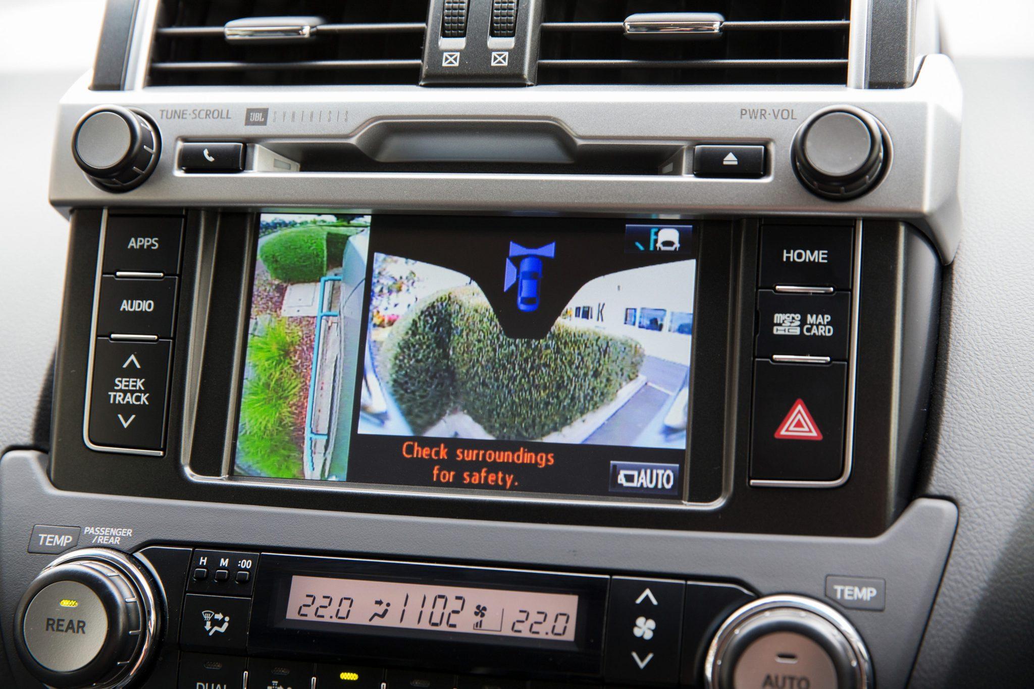2013 Toyota Prado Kakadu Multi-Terrain Monitor - ForceGT.com