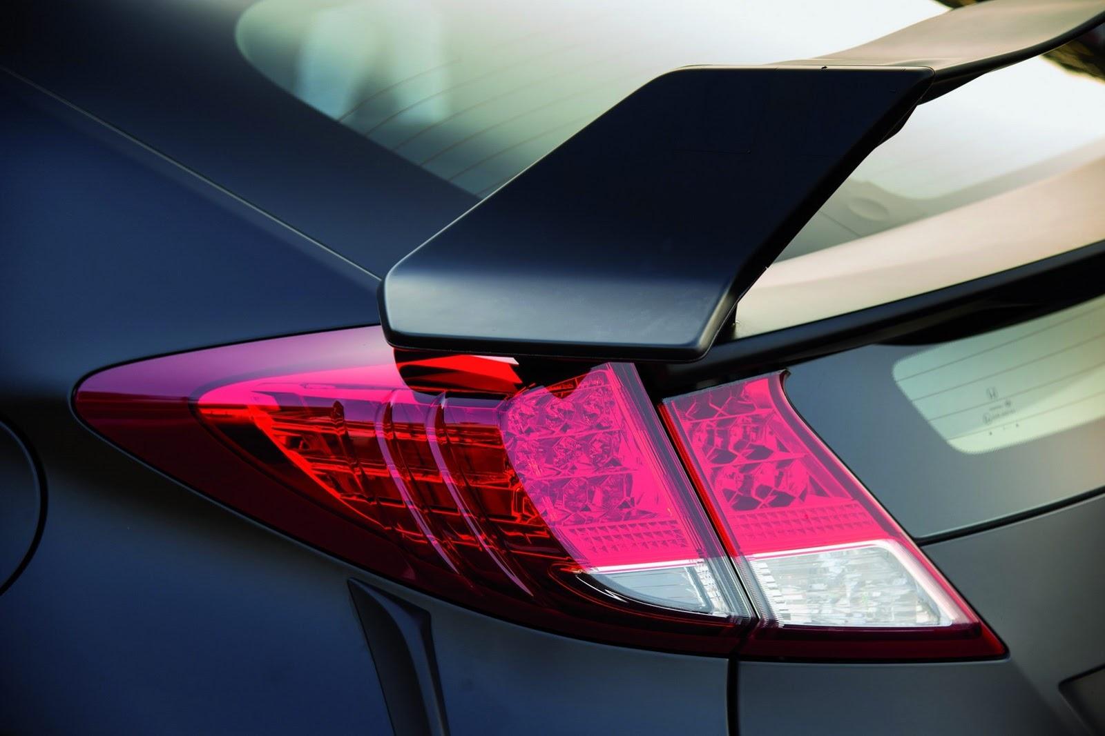 Honda Cars News 2015 Civic Type R Unveiled