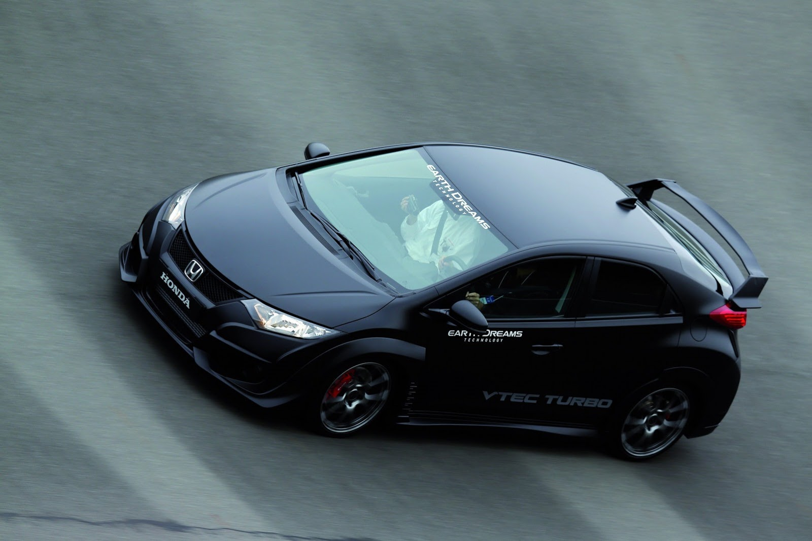 honda cars news 2015 civic type r unveiled. Black Bedroom Furniture Sets. Home Design Ideas