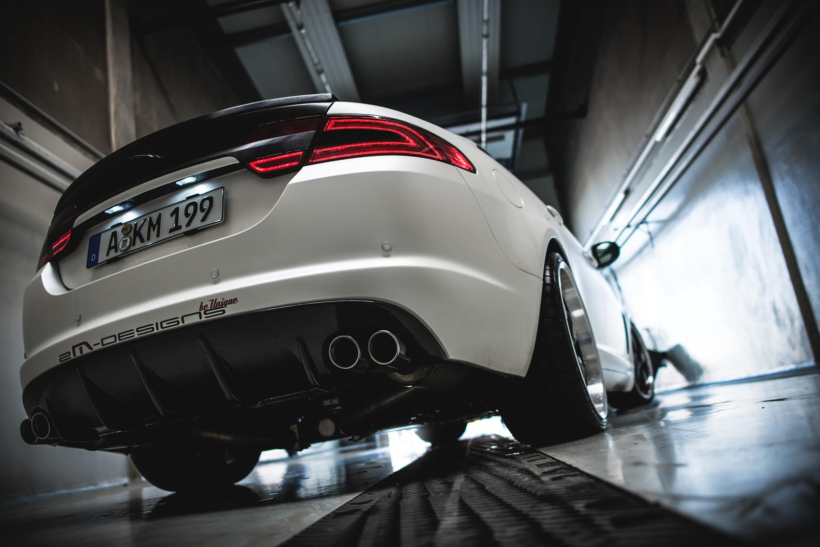 Jaguar Cars - Tuning: 2M-Designs tunes Jaguar XF3.0D S | 1600 x 1068 jpeg 126kB