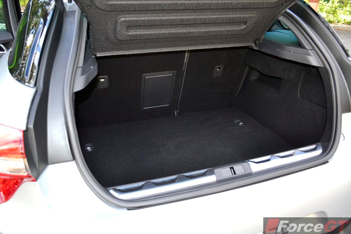 Citroen Ds5 Review 2013 Ds5 Luggage Space Forcegt Com