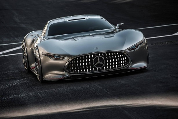Mercedes-Benz AMG Vision Gran Turismo front