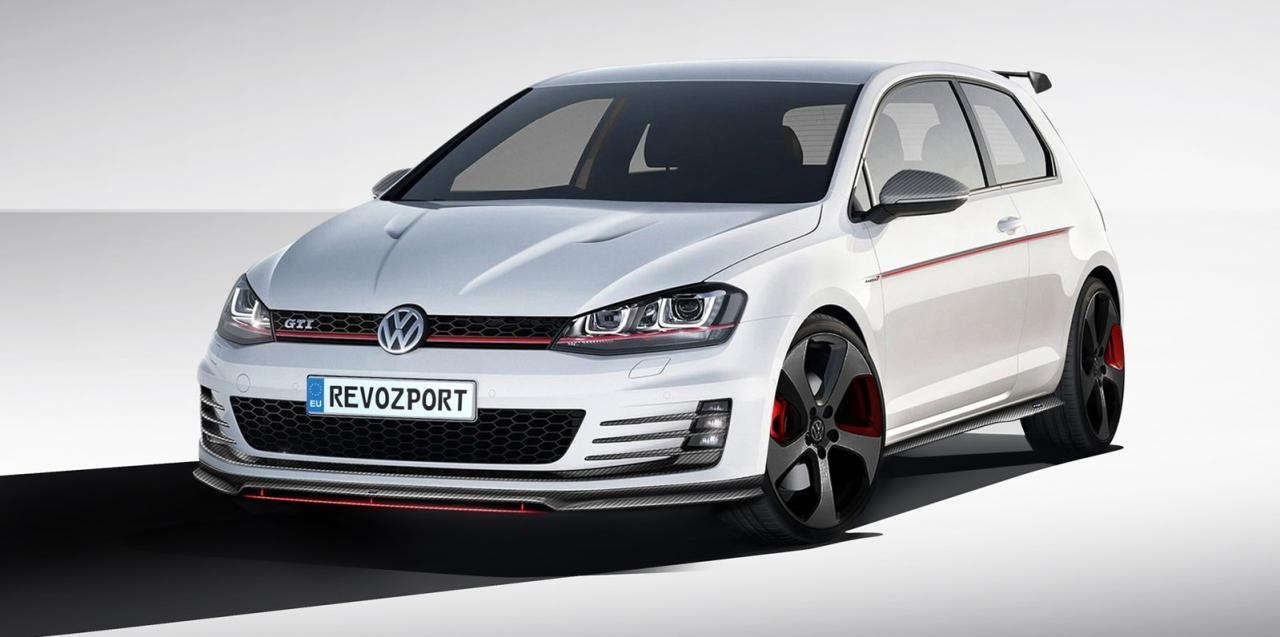 volkswagen cars news revozport tunes mk7 golf gti. Black Bedroom Furniture Sets. Home Design Ideas