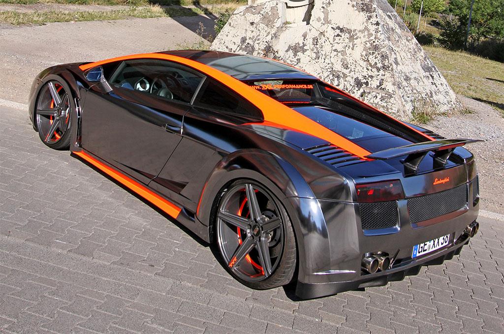 Lamborghini Gallardo Superleggera Tuning Auto Bild Idee