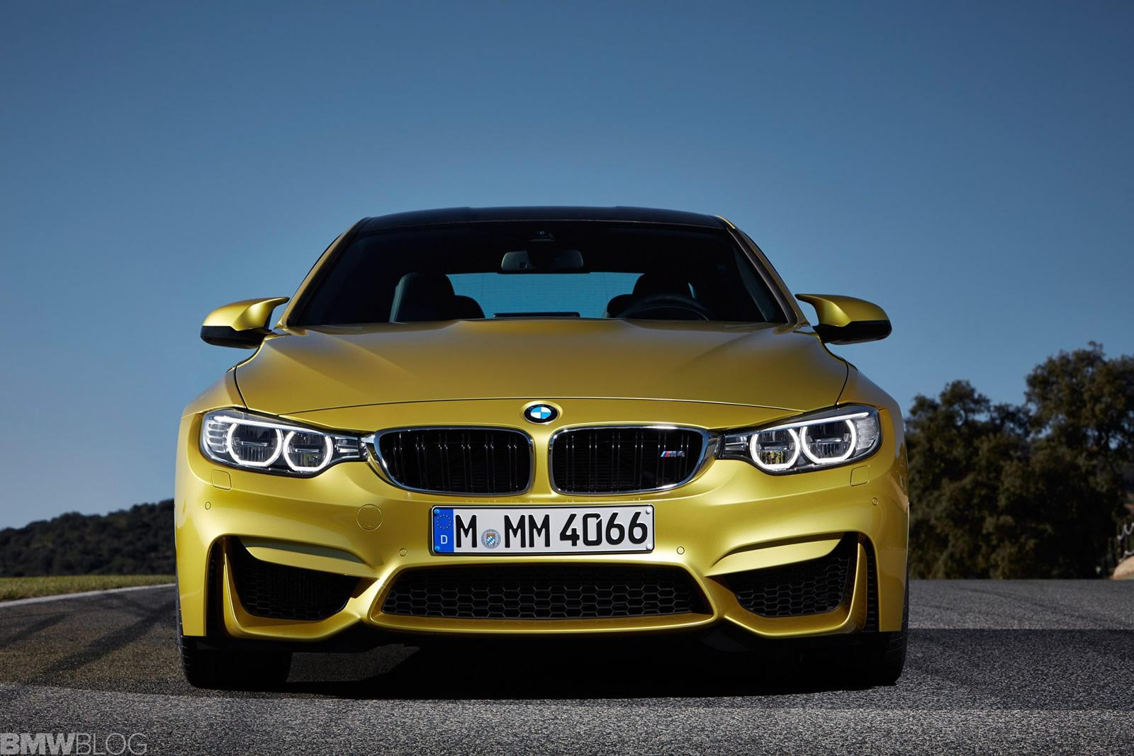 Bmw Cars News 2014 M3 Amp M4 Photos And Specifications
