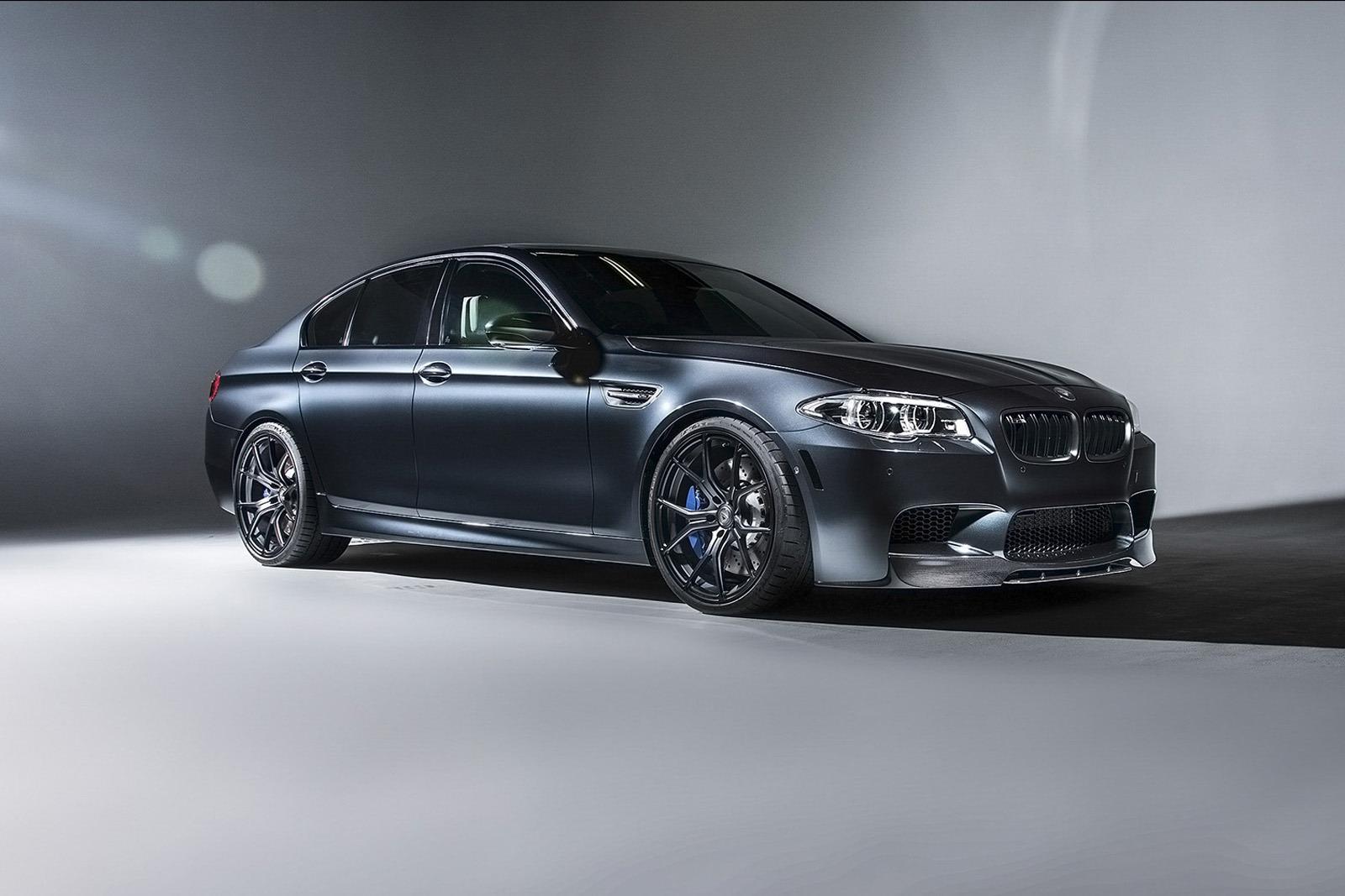 BMW Tuning: BMW F10 M5 tuned by Vorsteiner