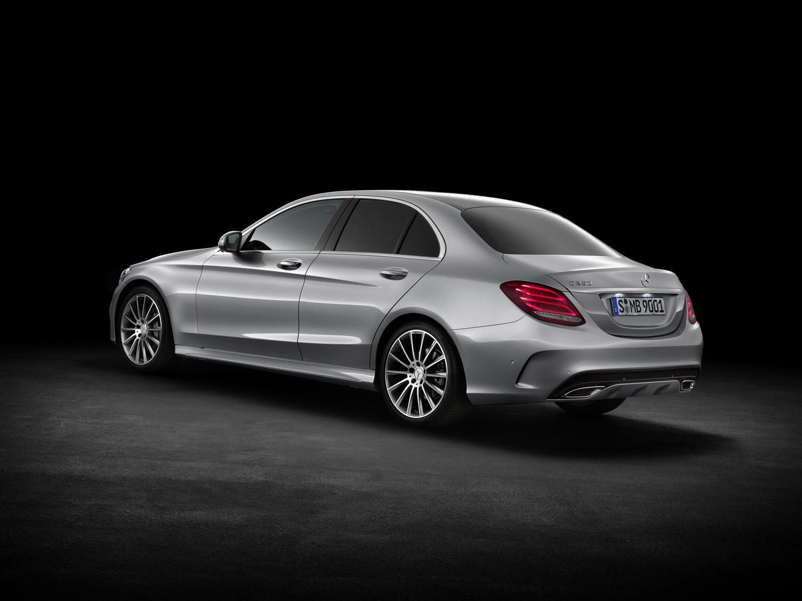 2014 mercedes benz c class amg rear. Cars Review. Best American Auto & Cars Review