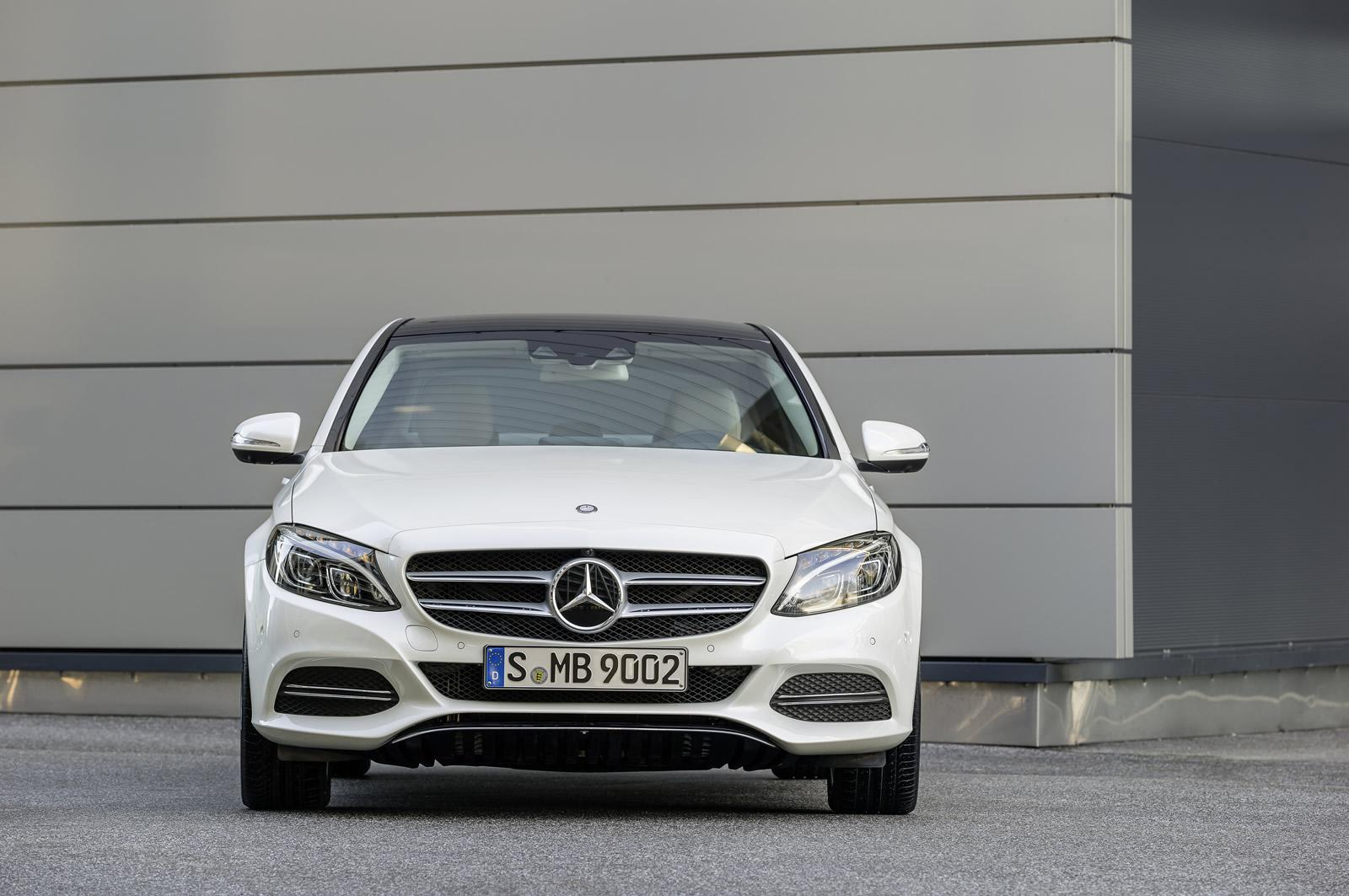 Mercedes cars news 2014 c class officially revealed for 2014 mercedes benz a class